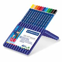 Купить Staedtler Набор акварельных карандашей Ergosoft 12 цветов