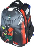 Купить Sternbauer Ранец школьный SB Great цвет черный 14203, ИП Федорова Н.Т.