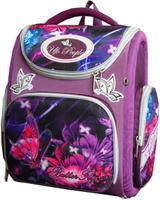 Купить UFO people Ранец школьный цвет фиолетовый 5203, ИП Федорова Н.Т.