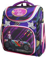 Купить UFO people Ранец школьный цвет фиолетовый 5208, ИП Федорова Н.Т.