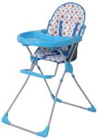Купить Selby Стульчик для кормления цвет голубой 5600-01