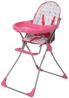 Купить Selby Стульчик для кормления цвет розовый 5600-02