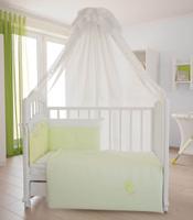 Купить Fairy Комплект белья для новорожденных На лугу цвет белый желтый 7 предметов, Fairy (ВПК)