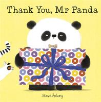 Купить Thank You, Mr Panda, Зарубежная литература для детей