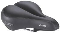 Купить Седло велосипедное BBB SuperShape Memory Foam Anatomic , цвет: черный