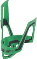 Купить Флягодержатель велосипедный BBB DualCage , цвет: зеленый, черный