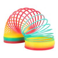 Купить Slinky Антистрессовая игрушка Пружинка Радуга Гигант