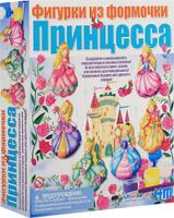 Купить Набор для творчества 4М Фигурки из формочки Принцесса , 4M Industrial Development Ltd, Игрушки своими руками