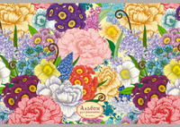 Купить Канц-Эксмо Альбом для рисования Цветочный сад 40 листов