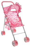 Купить Bon Bon Berry Коляска прогулочная для кукол цвет розовый