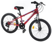 Купить Велосипед Larsen Bomber 20 , цвет: красный, голубой