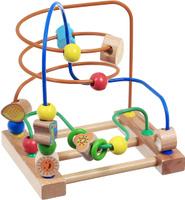Купить Мир деревянных игрушек Развивающая игра Лабиринт №3