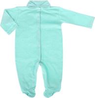 Купить Комбинезон детский Трон-Плюс, цвет: салатовый. 5805. Размер 74, 9 месяцев, Трон-плюс, Одежда для новорожденных