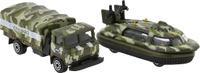 Купить ТехноПарк Набор машинок Военная техника 2 шт SB-15-09-BLC