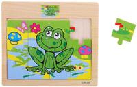 Купить Лесная мастерская Пазл для малышей Лягушонок 763088, Huanggang Jiazhi Textile Imports and Exports Co. Ltd, Обучение и развитие