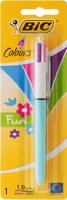 Купить Bic Ручка шариковая Colours Fun 4 в 1 цвет корпуса голубой, Ручки