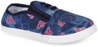 Купить Кеды для девочки In Step, цвет: синий, сиреневый. 688-13/14. Размер 31, Обувь для девочек