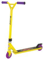 Купить Самокат трюковой Razor Beast , цвет: желтый, фиолетовый