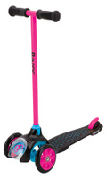 Купить Самокат детский Razor T3 , трехколесный, цвет: розовый, черный, Самокаты