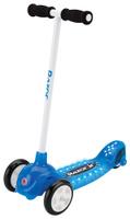 Купить Самокат детский Razor Lil Tek , трехколесный, цвет: синий, белый, Самокаты