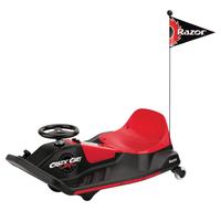 Купить Электросамокат Razor Crazy Cart Shift , цвет: черный, Электротранспорт