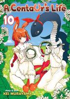 Купить A Centaur's Life Vol. 10, Комиксы для детей