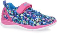 Купить Кроссовки для девочки Kapika, цвет: синий, розовый, мультиколор. 73294-2. Размер 33, Обувь для девочек