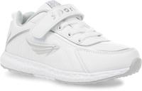 Купить Кроссовки для девочки Kapika, цвет: белый. 73281-1. Размер 32, Обувь для девочек