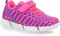 Купить Кроссовки для девочки Kapika, цвет: розовый, фиолетовый. 73275-2. Размер 32, Обувь для девочек