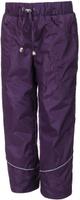Купить Брюки утепленные детские M&D, цвет: темно-фиолетовый. БР005Ф. Размер 128, Одежда для девочек