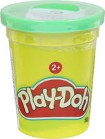 Купить Play-Doh Пластилин цвет салатовый 112 г