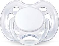 Купить Philips Avent Пустышка серия FreeFlow SCF178/13 прозрачная, 1 шт., 0-6 мес.
