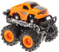 Купить Big Motors Машинка инерционная 4 WD цвет оранжевый №2, Машинки