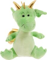 Купить Funny Mishka Мягкая игрушка Дракон цвет салатовый