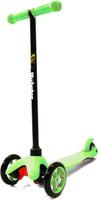 Купить Самокат трехколесный Hubster Mini , цвет: зеленый