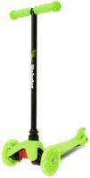 Купить Самокат трехколесный Hubster Mini Flash , цвет: зеленый