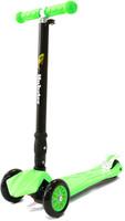 Купить Самокат трехколесный Hubster Maxi Plus , цвет: зеленый