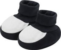 Купить Пинетки Lucky Child, цвет: белый, темно-серый. 29-29. Размер 0/12мес, Одежда для новорожденных