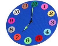 Купить Stigis Обучающая игра Часы с мамой, Стигис, Обучение и развитие