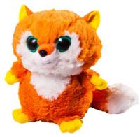 Купить СмолТойс Мягкая игрушка Лисичка 30 см