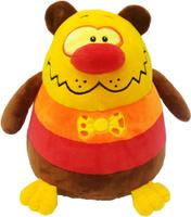 Купить СмолТойс Мягкая игрушка Медвежонок шарик 26 см