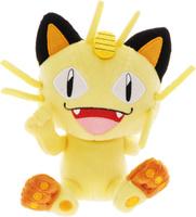 Купить Pokemon Мягкая игрушка Мяут 18 см, Мягкие игрушки
