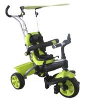 Купить Pitstop Велосипед детский трехколесный цвет светло-зеленый MT-BCL0815005