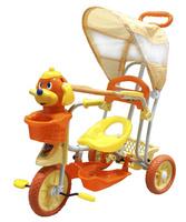 Купить Pitstop Велосипед детский трехколесный цвет оранжевый MT-BCL0815006