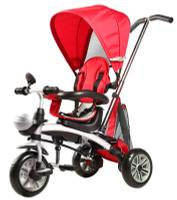 Купить Pit Stop Велосипед-трансформер детский трехколесный цвет красный, Pitstop