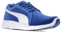 Купить Кроссовки детские Puma ST Trainer Evo Jr, цвет: синий. 36087312. Размер 3 (34, 5), Обувь для девочек