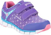 Купить Кроссовки для девочки Kapika, цвет: фиолетовый. 73284с-1. Размер 33, Обувь для девочек