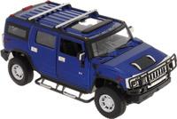 Купить Hoffmann D Модель автомобиля Hummer H2 SUV 1:24 цвет синий