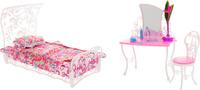 Купить Gloria Мебель для кукол Спальня, Gloria Toys