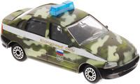 Купить ТехноПарк Модель автомобиля Lada Kalina Вооруженные силы, Машинки
